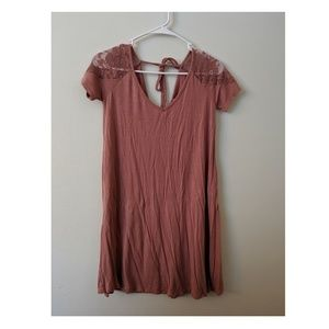 Aeropostale t-shirt dress.